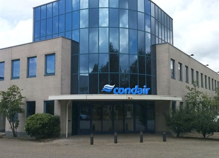 Geveke Technical Solutions wordt Condair BV